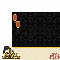 2SYT Mulan: Flower Bloom 2 Piece Laser Die Cut Kit