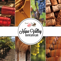 Napa Valley Assorted 12 x 12 Paper Pack