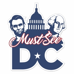 Nation's Capital: Must See Laser Die Cut