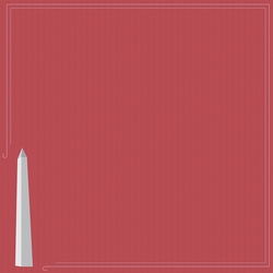 Nation's Capital: Washington Monument 12 x 12 Paper