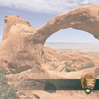 National Parks: Arches 12 x 12 Paper