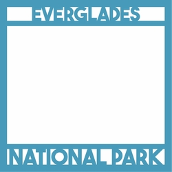 2SYT National Parks: Everglades 12 x 12 Overlay Laser Die Cut