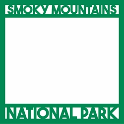 2SYT National Parks: Great Smoky Mountains 12 x 12 Overlay Laser Die Cut