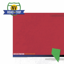 2SYT Nevada Travels: NV road trip 2 Piece Laser Die Cut Kit