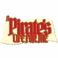 Neverland Pirates: A Pirate's Life for Me Laser Die Cut