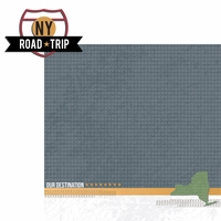 New York Travels: NY Road Trip 2 Piece Laser Die Cut Kit