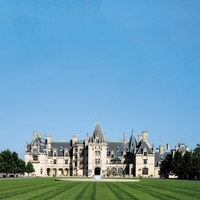 North Carolina: Biltmore House 12 x 12 Paper
