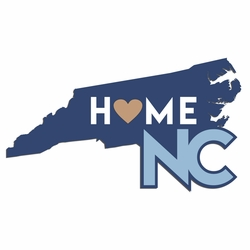 North Carolina Travels: NC Home Laser Die Cut
