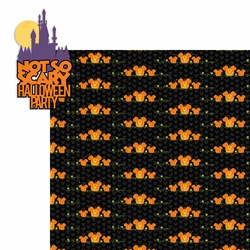 Not so Scary: Not So Scary 2 Piece Laser Die Cut Kit