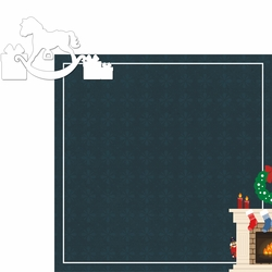 Nutcracker: By The Fire 2 Piece Laser Die Cut Kit