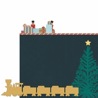 Nutcracker: Present Time 2 Piece Laser Die Cut Kit