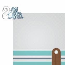 2SYT Ocean Bliss: My Cabin 2 Piece Laser Die Cut Kit