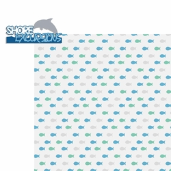 2SYT Ocean Bliss: Shore Excursions 2 Piece Laser Die Cut Kit