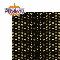 October: Perfect Pumpkin 2 Piece Laser Die Cut Kit