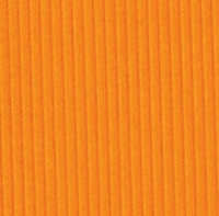 Orange Juice Washboard 12 X 12 Bazzill Cardstock (Orange)