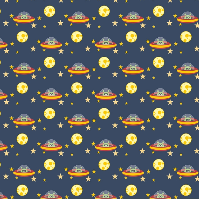 Outer space out of this world 12 x 12 paper for Outer space paper