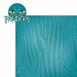 Pandora: Explore Pandora 2 Piece Laser Die Cut Kit