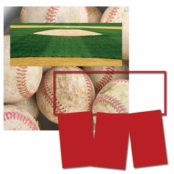 Panorama: Baseball Frame Kit