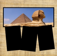 Panorama: Egypt Frame Kit