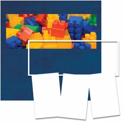 1SYT Panorama: Fun Blocks Frame Kit