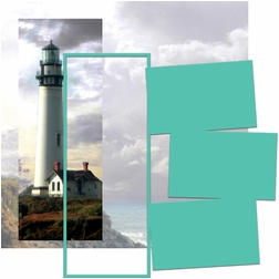 Panorama:  Lighthouse Frame Kit