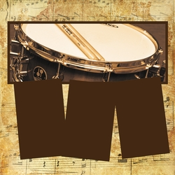 Panorama: Music: Snare Drum Kit