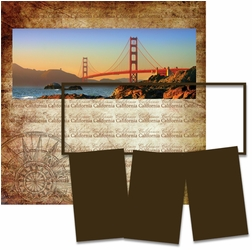Panorama: San Francisco Frame Kit
