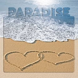 2SYT Paradise 3D 2 Piece Laser Die Cut Kit