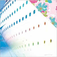 Paradise Found: Cruise Starboard 12 x 12 Double Sided Cardstock