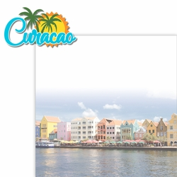 Paradise Found: Curacao 2 Piece Laser Die Cut Kit