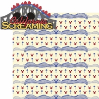 Paradise Pier: California Screaming 2 Piece Laser Die Cut Kit