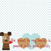Paw Pals: Dog Adoption Day 12 x 12 Paper