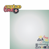 Photo Craze: Capture Love 2 Piece Laser Die Cut Kit