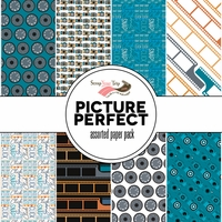 Picture Perfect Assorted 12 x 12 Pattern Pack