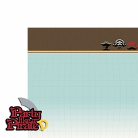 Pirate: Party 2 Piece Laser Die Cut Kit