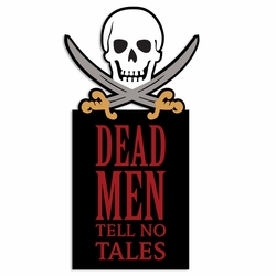 Pirates: Dead Men Tell Laser Die Cut