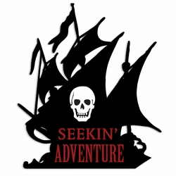 Pirates: Seekin' Adventure Laser Die Cut