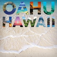Places To See: Oahu 12 x 12 Paper
