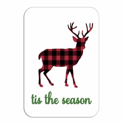 Plaid: Tis the Season Laser Die Cut