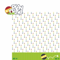 Play Date: Play Date 2 Piece Laser Die Cut Kit