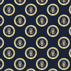 Presidential Seal 12 x 12 Paper