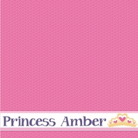 Princess Custom 12 x 12 Paper