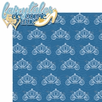 Princess: Fairytales Do Come True 2 Piece Laser Die Cut Kit