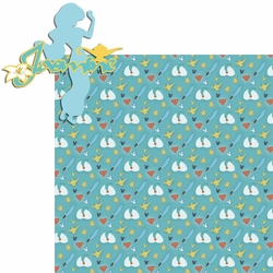 Princesses: Jasmine 2 Piece Laser Die Cut Kit