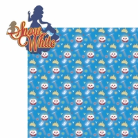 Princesses: Snow White 2 Piece Laser Die Cut Kit