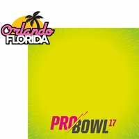 Pro Bowl: Orlando 2 Piece Laser Die Cut Kit