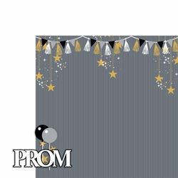 Prom: Prom 2 Piece Laser Die Cut Kit