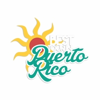 Puerto Rico: Best Tour Laser Die Cut