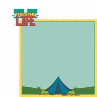 RV: This is the life 2 Piece Laser Die Cut Kit