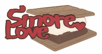 S'more Love Laser Die Cut